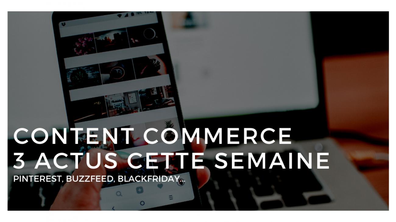 actu content commerce