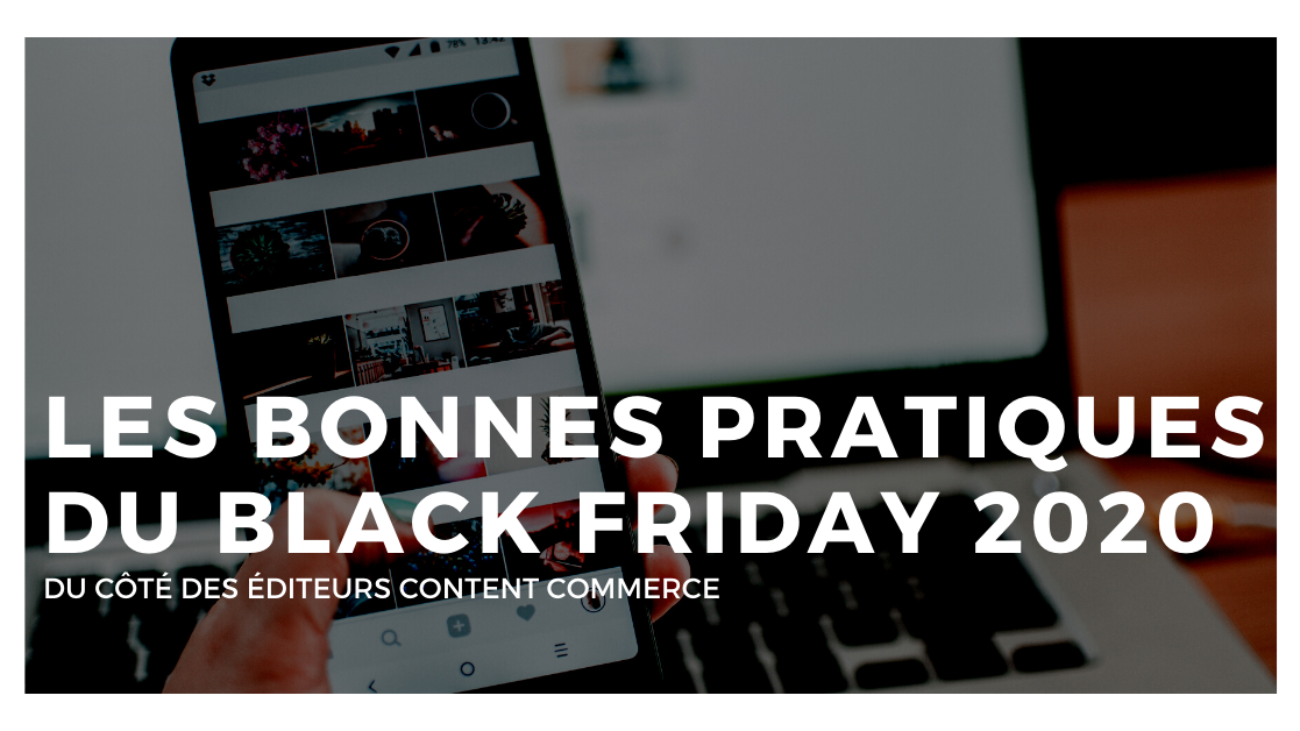 Black Friday 202 Content Commerce